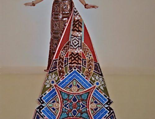 Fiesta Coronation Gown #3